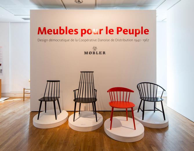 La Maison Du Danemark Meuble #1: Découvrez Les Meubles Du Peuple à Paris !